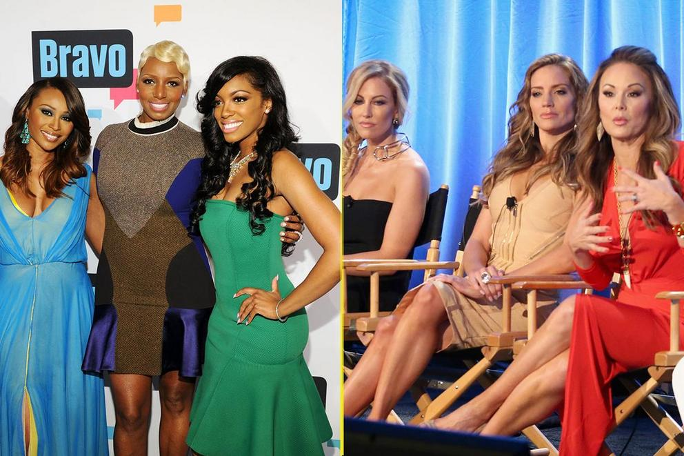 Favorite 'Real Housewives' series: 'Atlanta' or 'Dallas'?