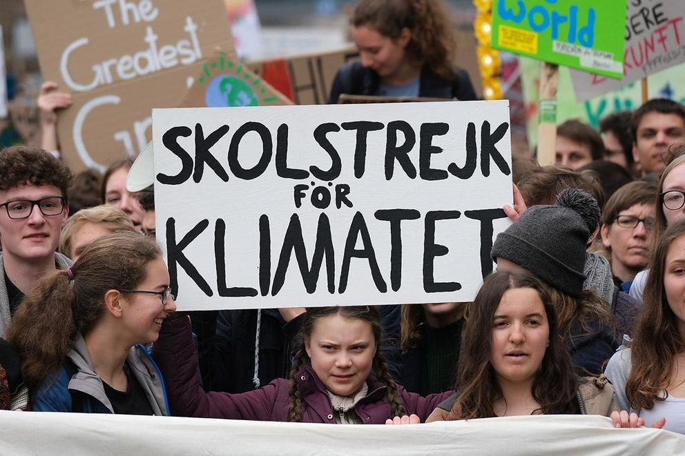 Will you be at the Sept. 20 Global Climate Strike?