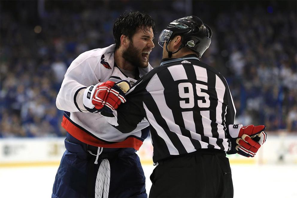 Did Tom Wilson deserve a 20-game suspension?