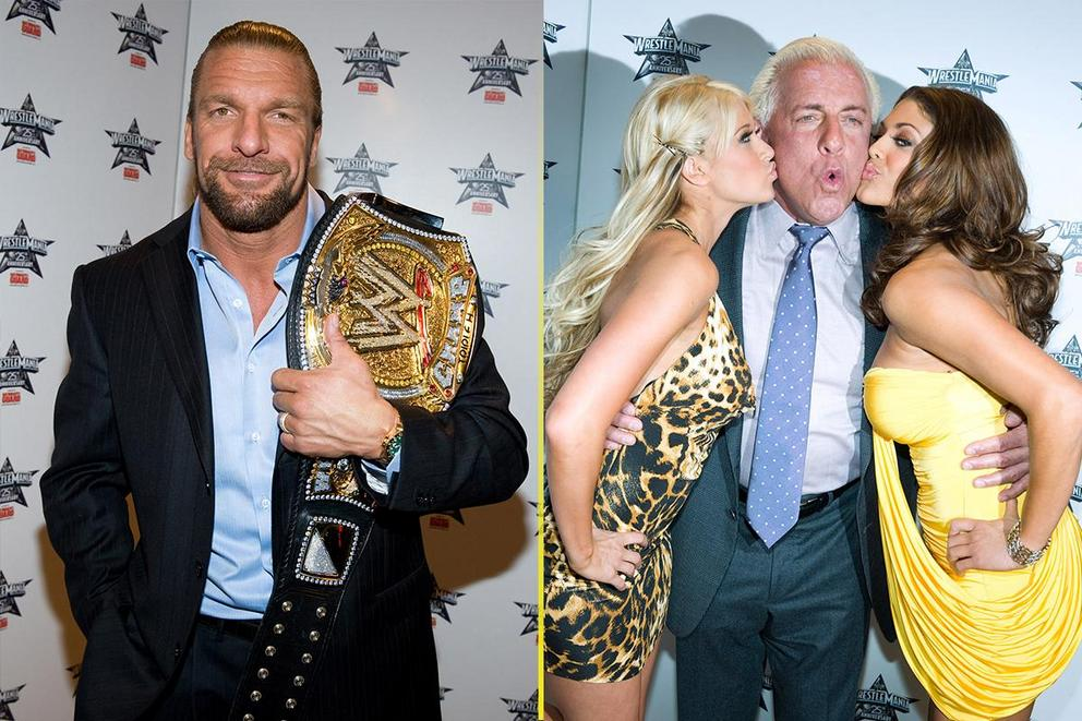 Greatest WWE heel ever: Triple H or Ric Flair?