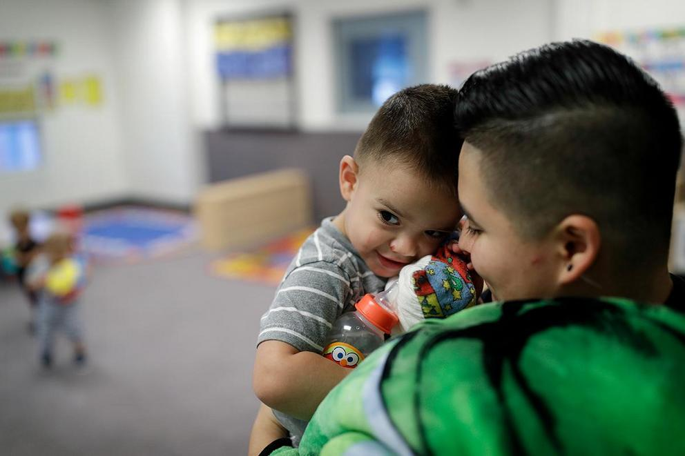 Should the U.S. adopt universal child care?