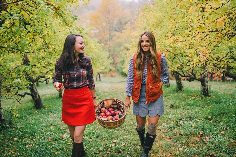 Do people go apple picking just for Instagram?
