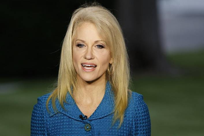 Should Kellyanne Conway step down?