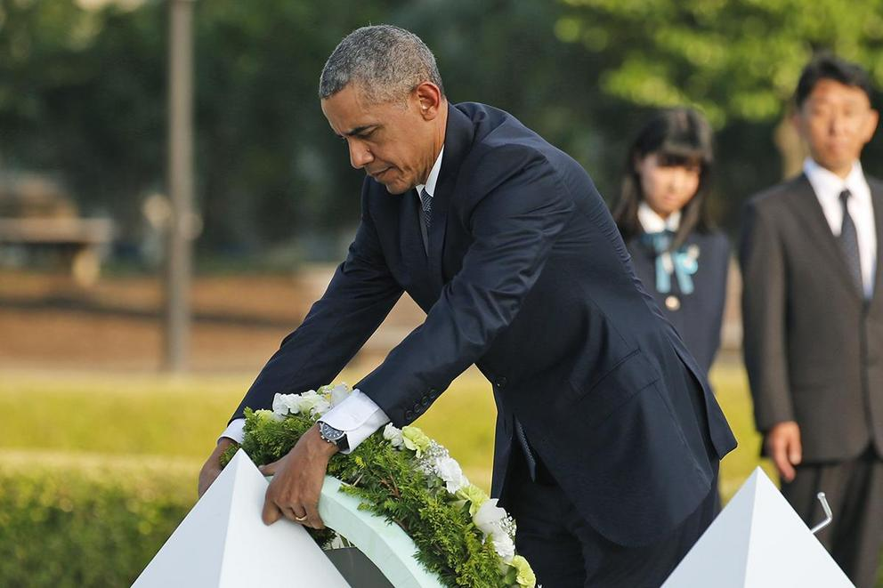 Obama's historic visit to Hiroshima: Was dropping the atomic bomb a mistake?