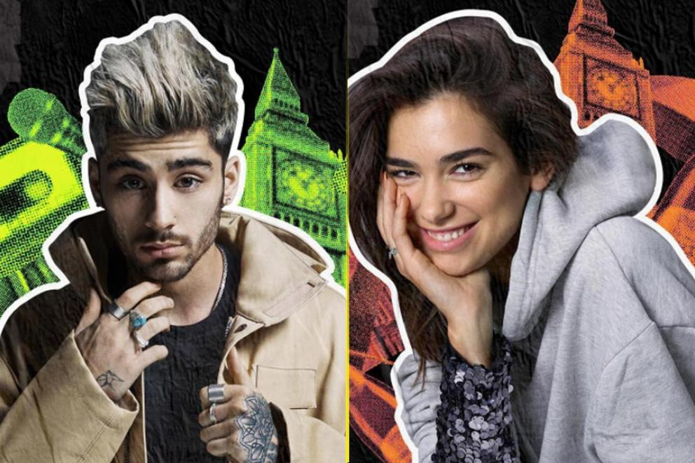 MTV EMAs Best Look: Zayn Malik or Dua Lipa?