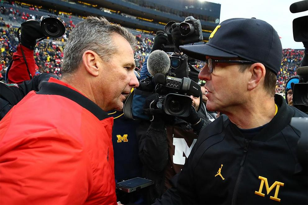 Who will win more games in 2018: Ohio State or Michigan?