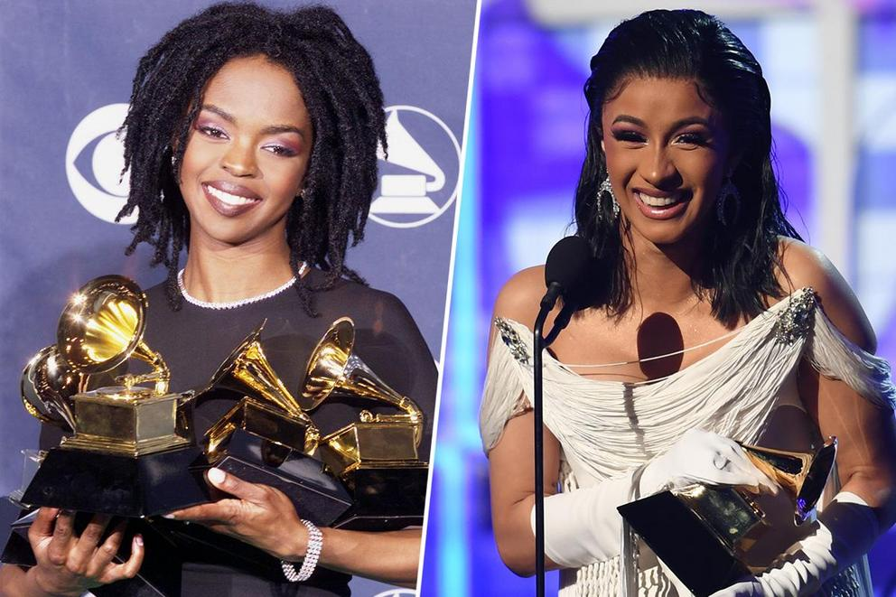 Who has the best female rap album of all time: Lauryn Hill or Cardi B?