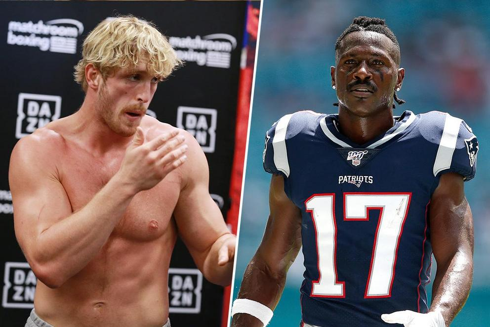 Who would win in a fight: Logan Paul or Antonio Brown?