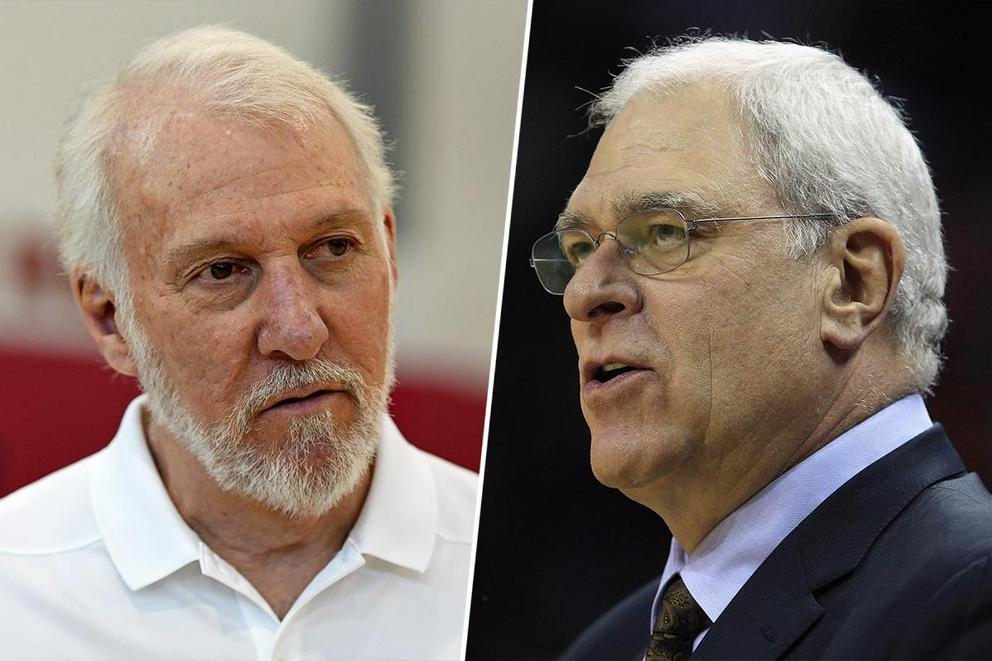 Better NBA coach: Gregg Popovich or Phil Jackson?