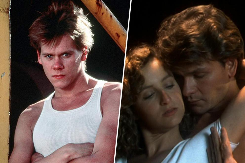Favorite '80s classic dance flick: 'Footloose' or 'Dirty Dancing'?