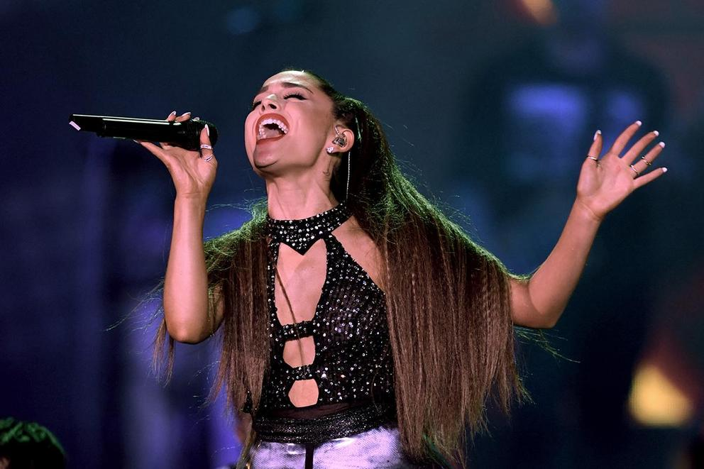 Does Ariana Grande's 'Sweetener' top 'Dangerous Woman'?