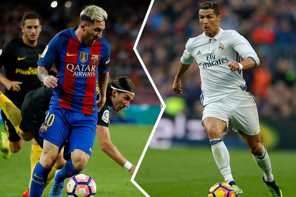 Soccer player of the year: Lionel Messi or Cristiano Ronaldo?