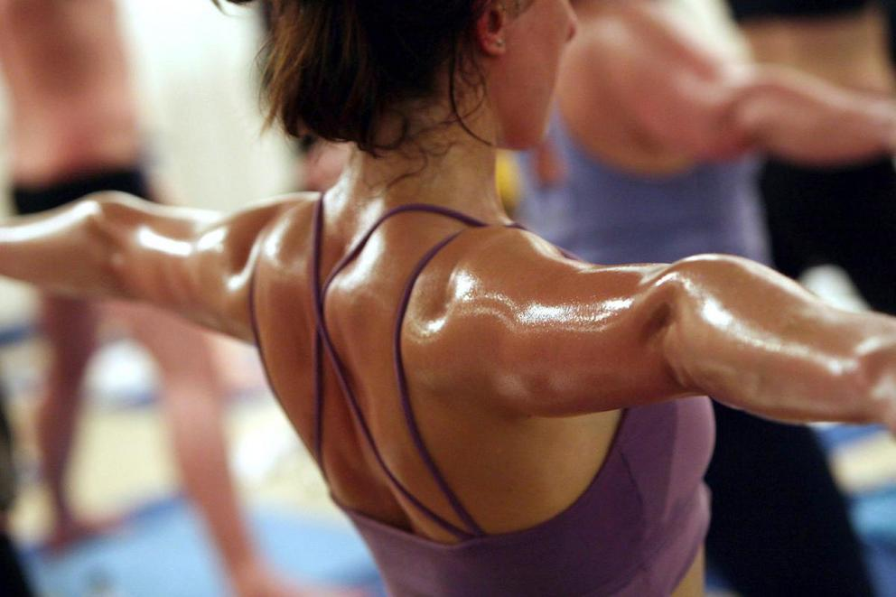 Is hot yoga bad for you?