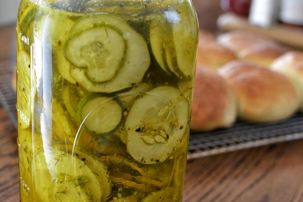 Do pickles ruin food?