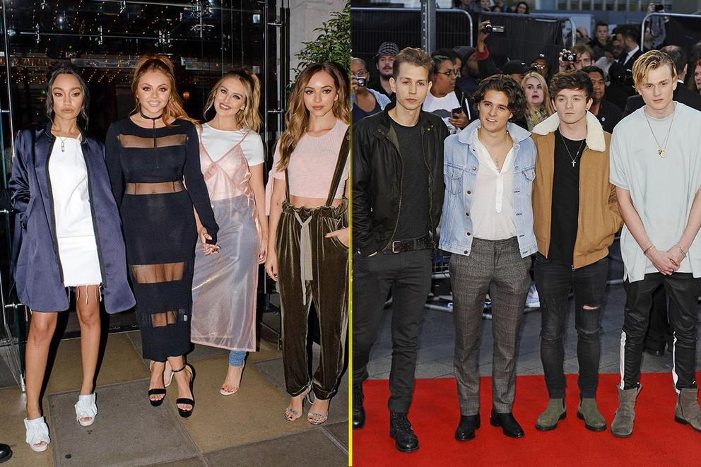 Choice Music Group: Little Mix or The Vamps?