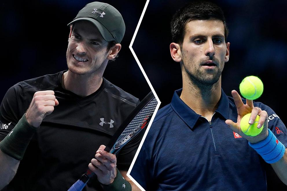 Men's tennis player of the year: Andy Murray or Novak Djokovic?