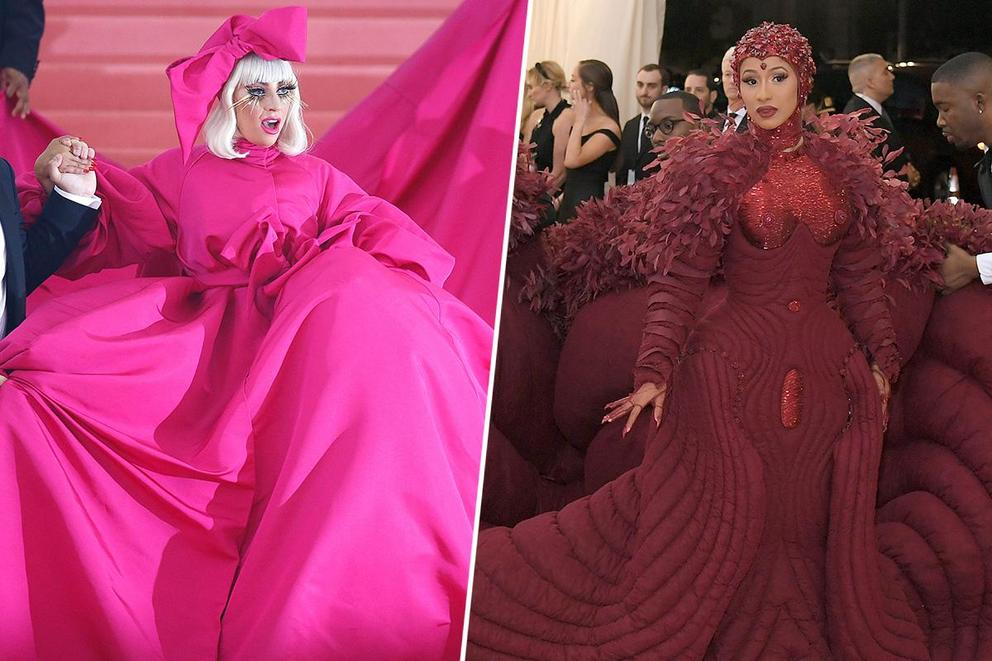 Who won the 2019 Met Gala: Lady Gaga or Cardi B?