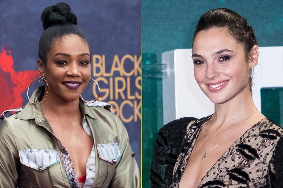Biggest Golden Globes snub: Tiffany Haddish or Gal Gadot?
