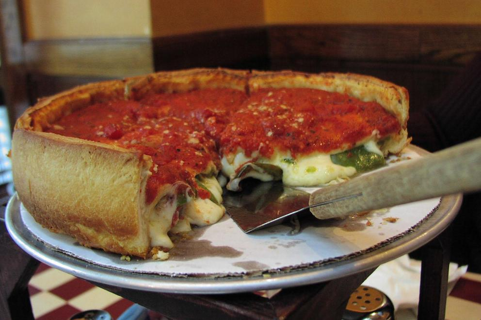 How do you like your pizza: New York or Chicago style?