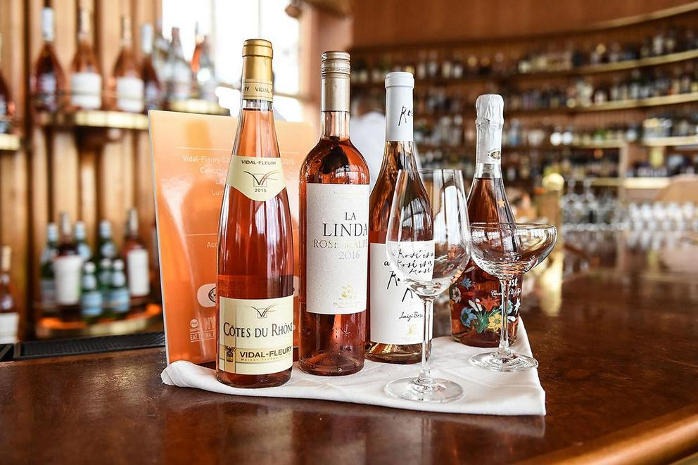Is rosé a serious wine?