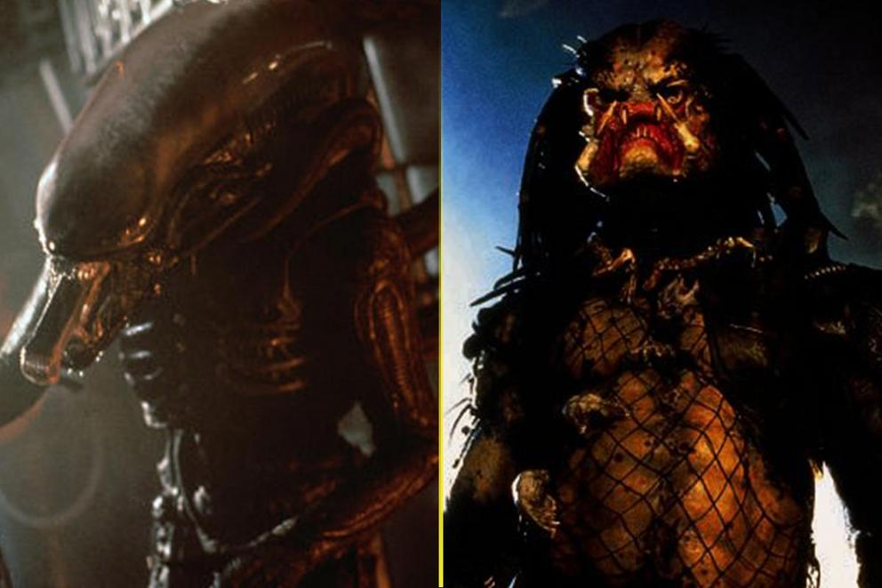 Who would in a brawl: Alien or Predator?
