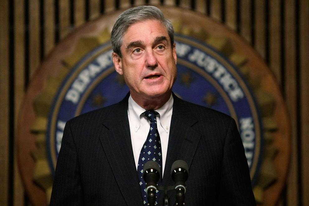 Should the entire Mueller report be released to the public?