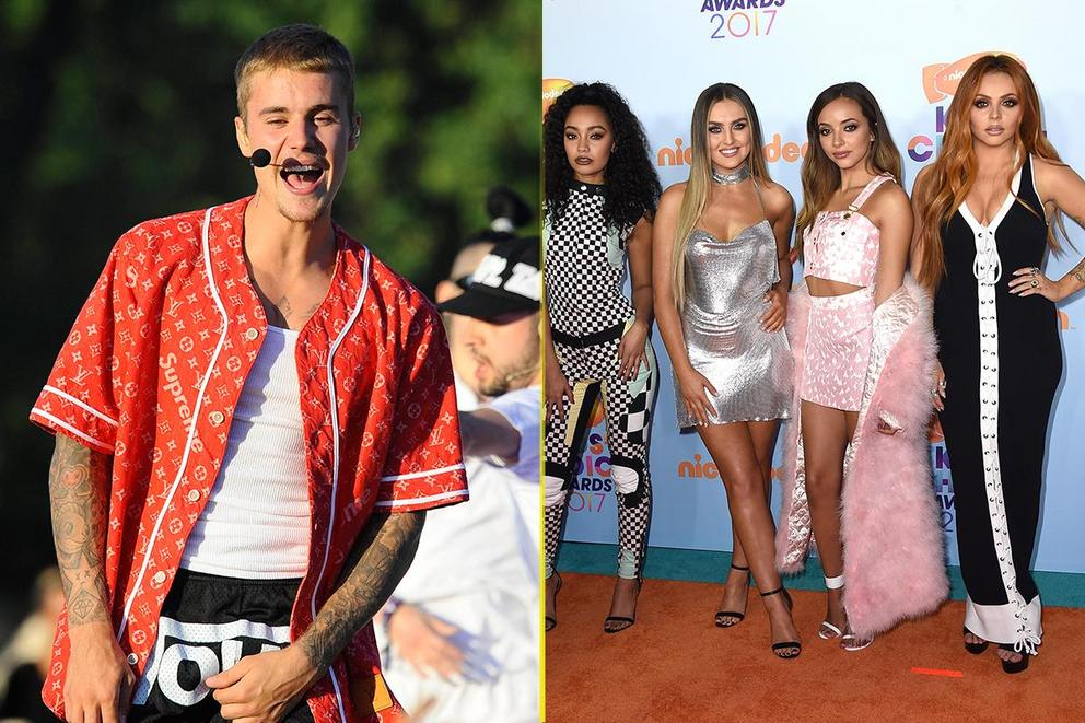 Billboard Latin's Crossover Artist of the Year: Justin Bieber or Little Mix?