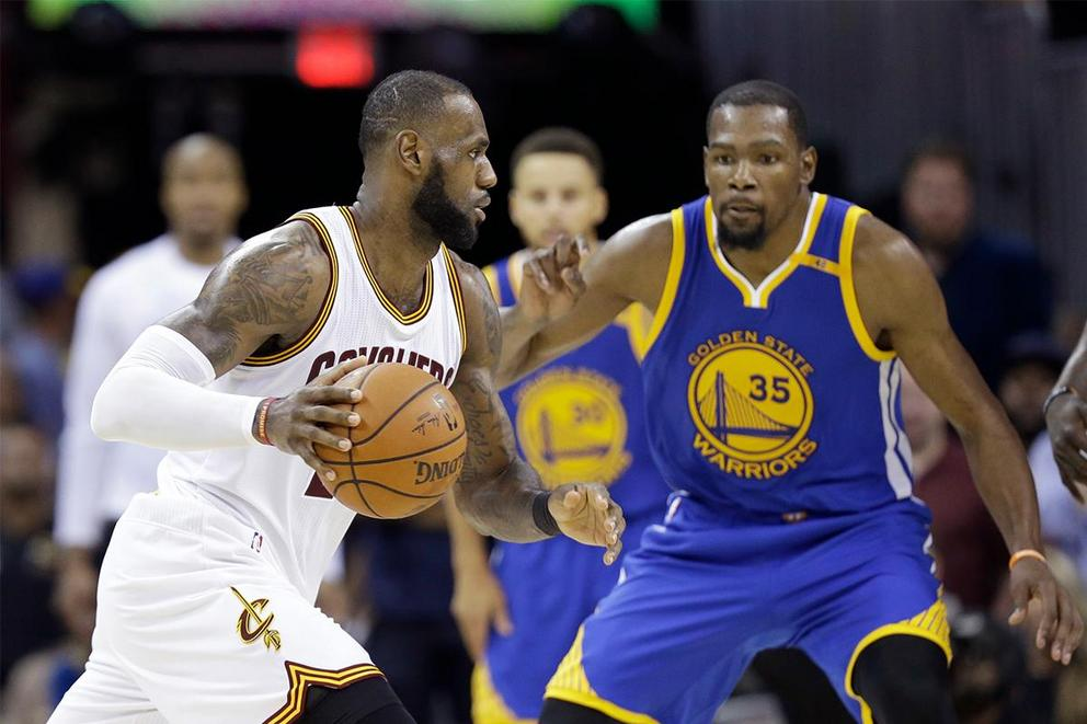 Are you tired of seeing the Warriors and Cavs in the NBA Finals?