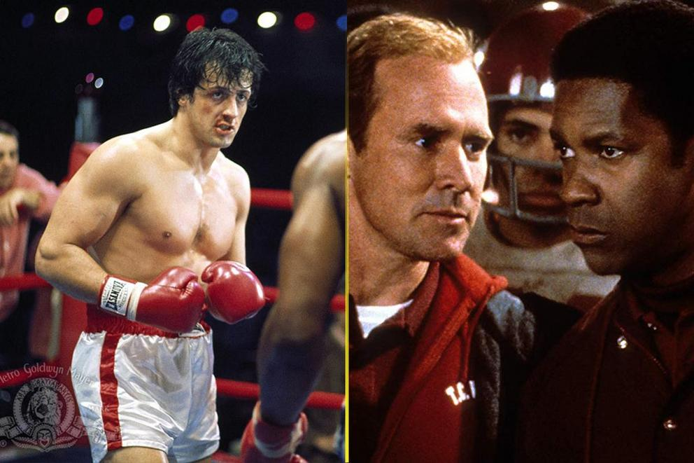 Greatest sports movie of all time: 'Rocky' or 'Remember the Titans'?