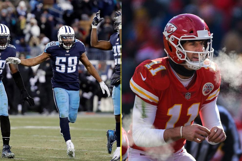 Who will win the NFL Wild Card round: Tennessee Titans or Kansas City Chiefs?