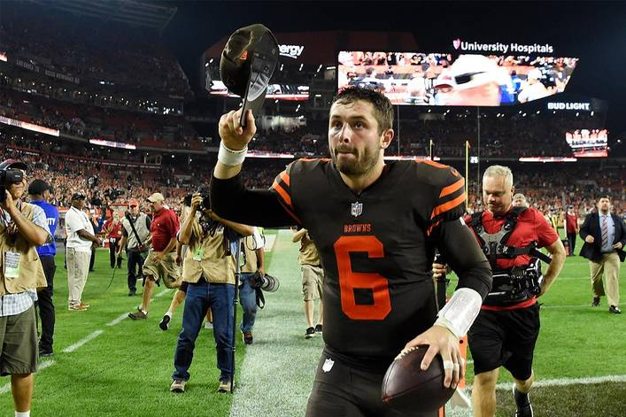 Are the Cleveland Browns playoff bound in 2018?