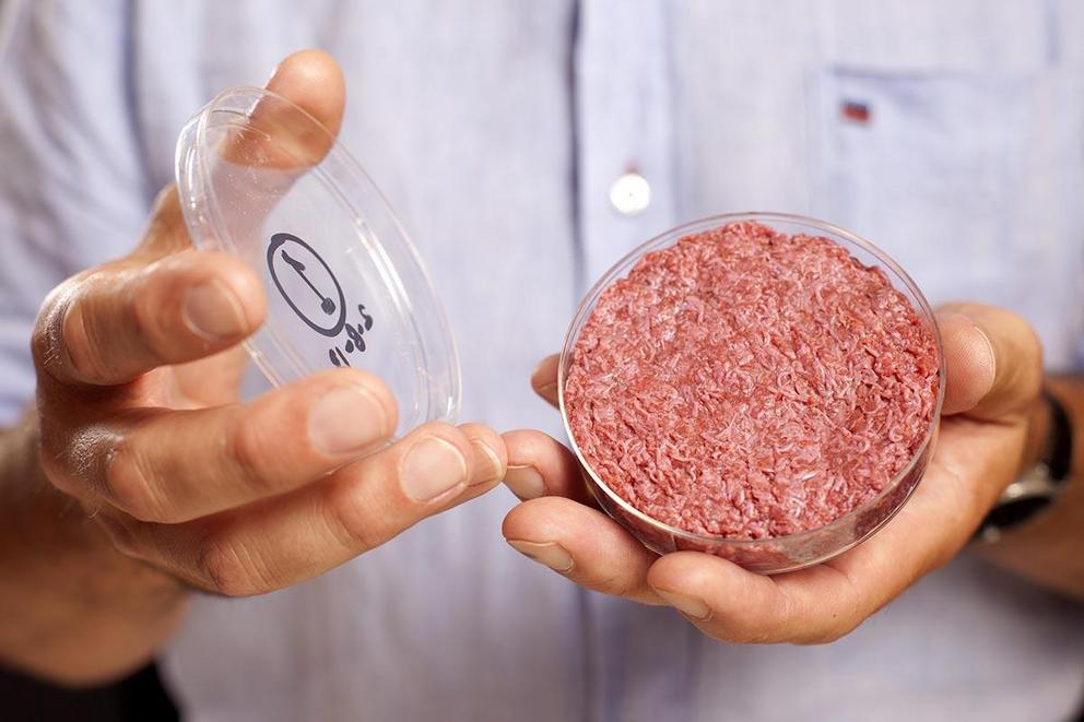 Would you eat lab-grown meat?