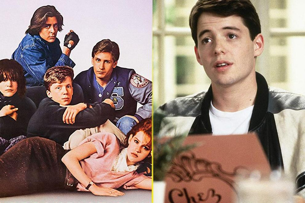 Most iconic '80s teen movie: 'The Breakfast Club' or 'Ferris Bueller's Day Off'?