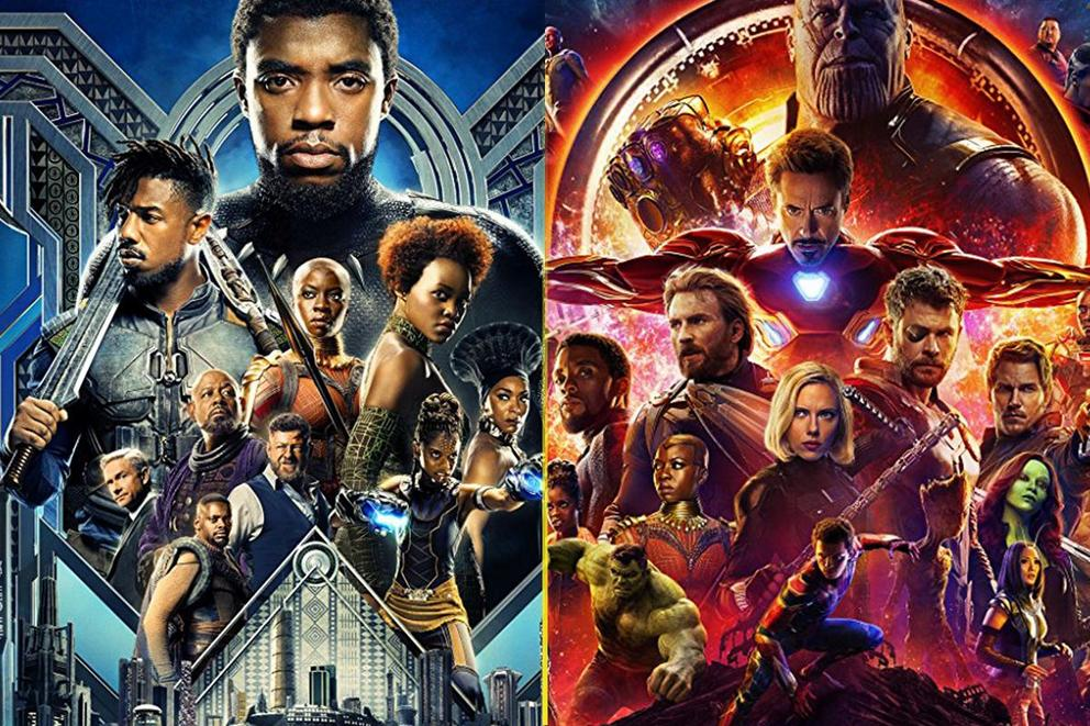 Best blockbuster of 2018 so far: 'Black Panther' or 'Avengers: Infinity War'?
