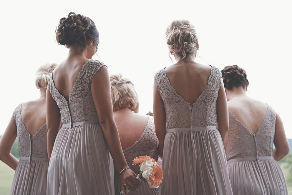 Are bridesmaids outdated?