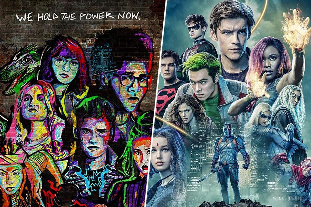 Favorite live-action young hero show: 'Runaways' or 'Titans'?