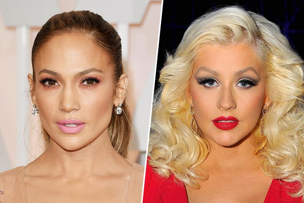 Who had the best comeback in 2018: Jennifer Lopez or Christina Aguilera?