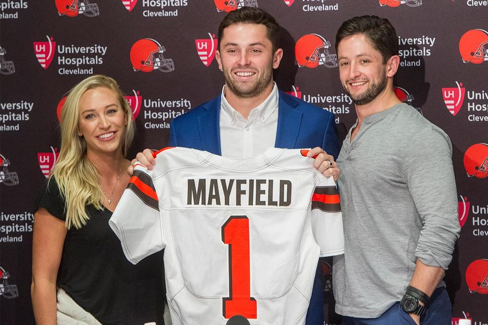 Should Baker Mayfield start for the Cleveland Browns?