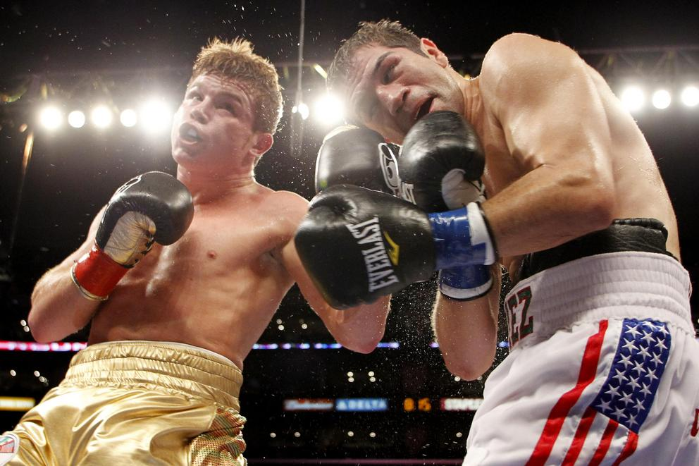 Is Canelo scared to fight Golovkin?