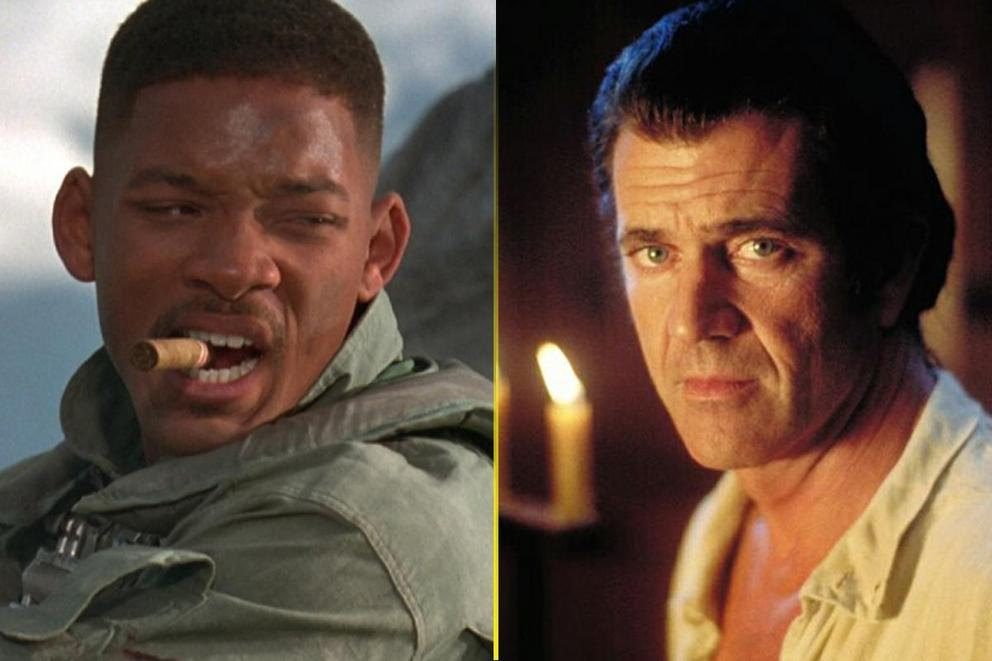 Best Fourth of July movie: 'Independence Day' or 'The Patriot'?