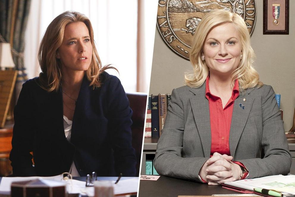 Best Political TV Show: 'Madam Secretary' or 'Parks & Recreation'?