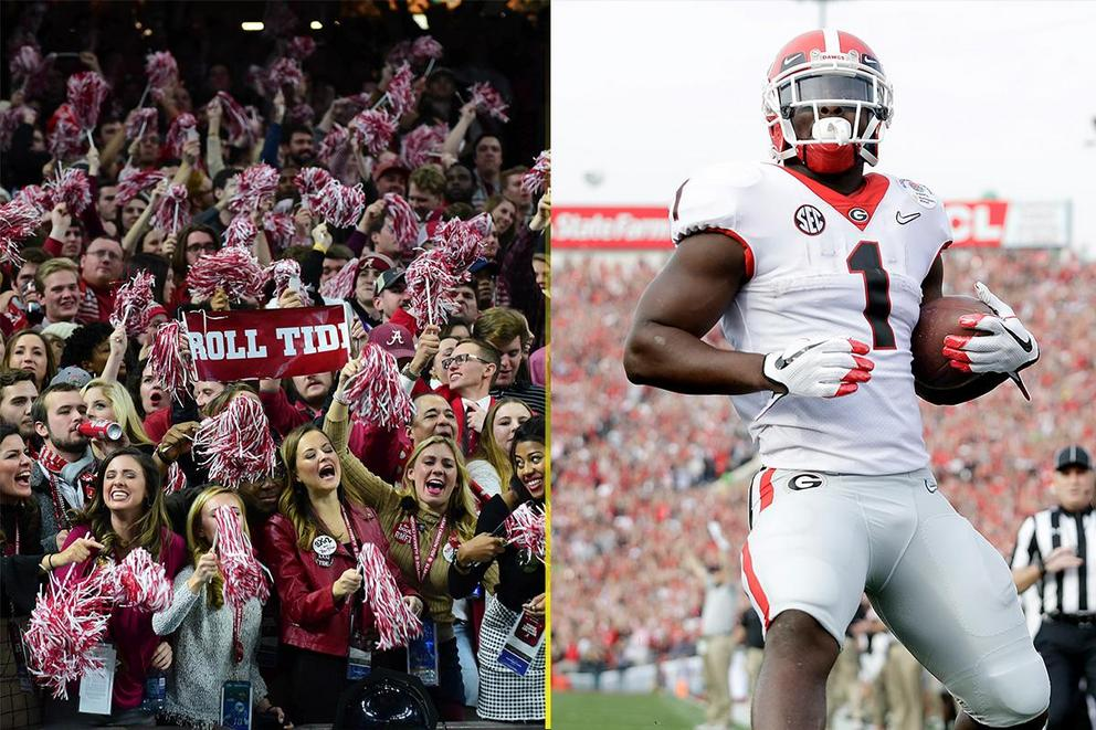 Which team will win the 2018 College Football Playoff National Championship: Alabama or Georgia?