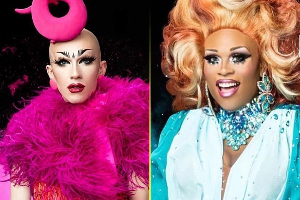 Who should win 'RuPaul's Drag Race' Season 9: Sasha Velour or Peppermint?