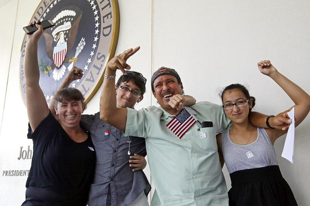 Should immigrants be required to speak English to enter the U.S.?