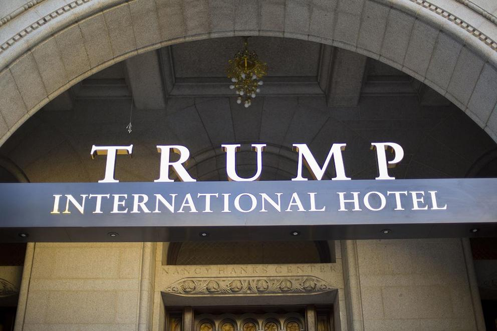 Should Trump be able to earn money from his businesses during his presidency?