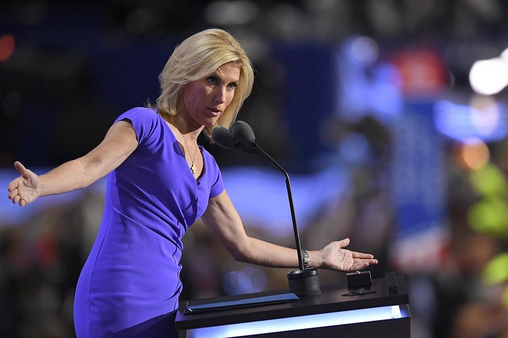 Should Fox News fire Laura Ingraham?