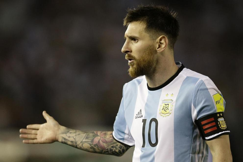 Does Lionel Messi deserve a four-game international ban?