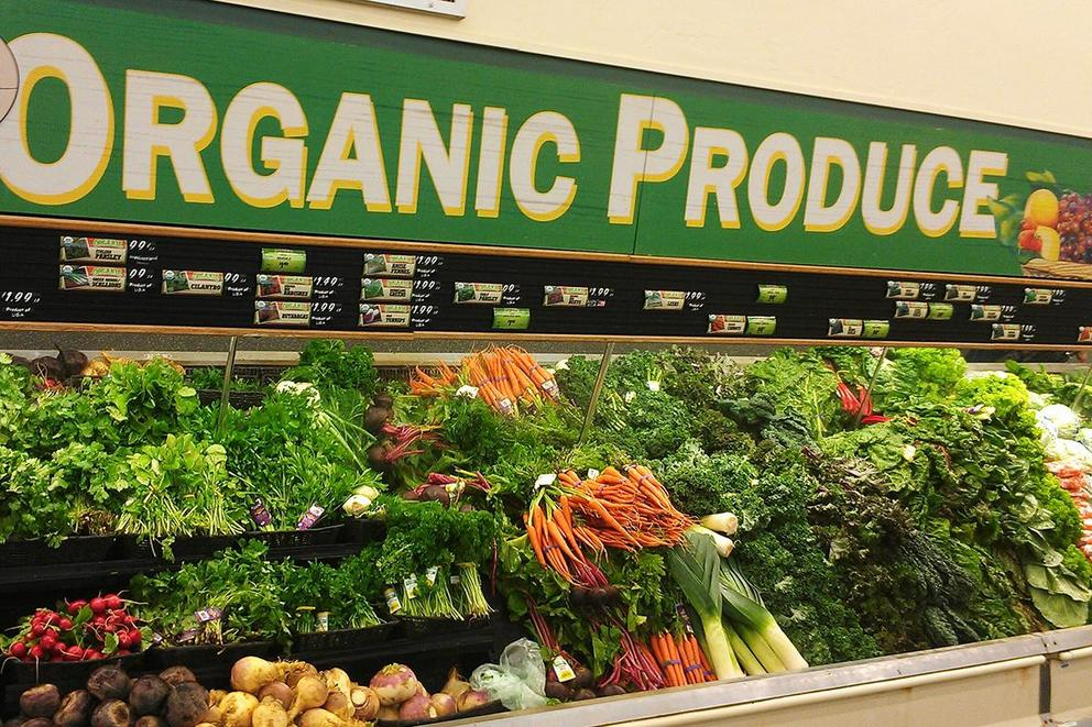 Is organic food worth the higher price?