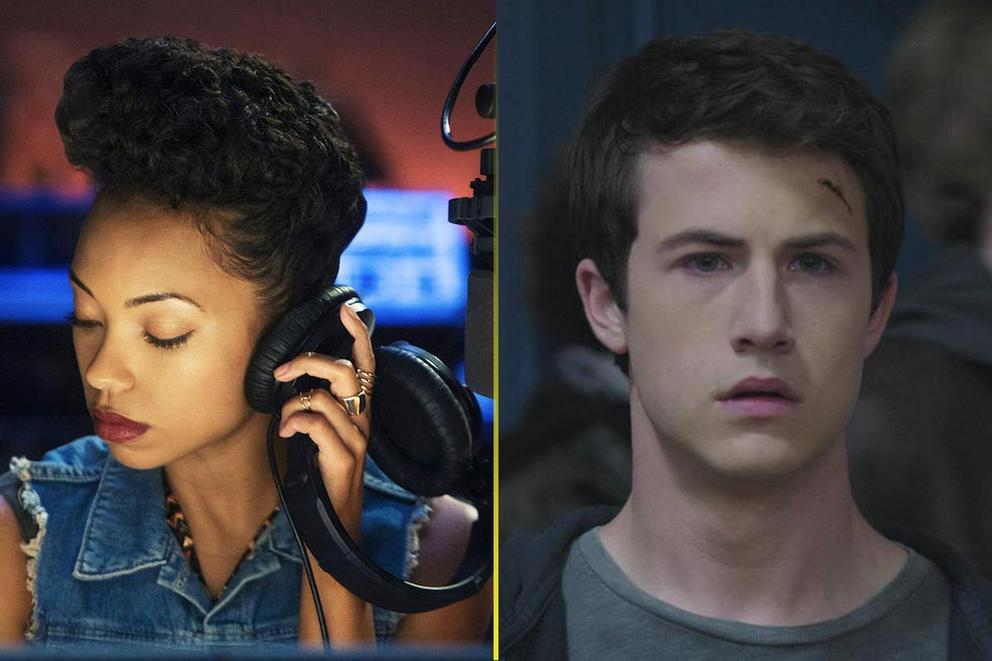 Best new TV show of 2017 so far: 'Dear White People' or '13 Reasons Why'?