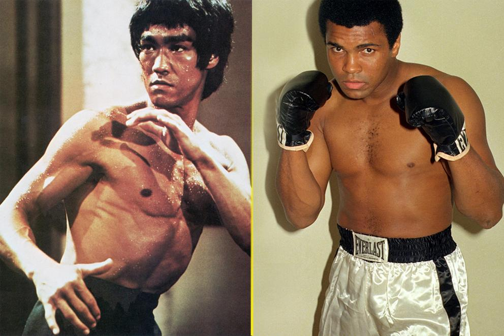 Who would win in a fight: Bruce Lee or Muhammad Ali?